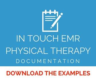 Physical Therapy Documentation Examples And Documentation