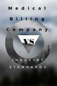 medical billing vs industry