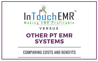 In Touch EMR Vs OptimisPT Physical Therapy Software