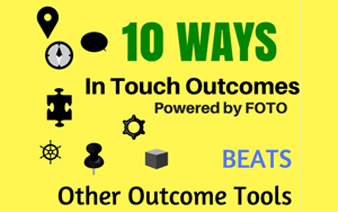 10 Ways In Touch Outcomes™ Powered by FOTO™ Beats other Outcome Tools